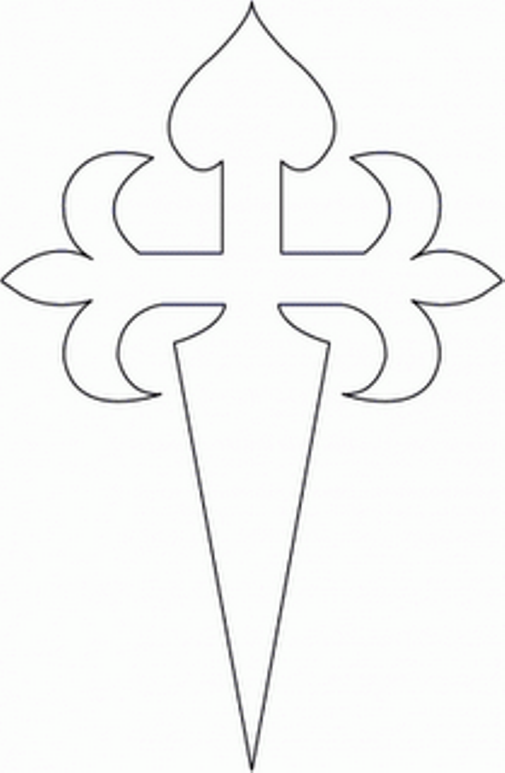 Cool easy to draw crosses sugar and draw a cross of