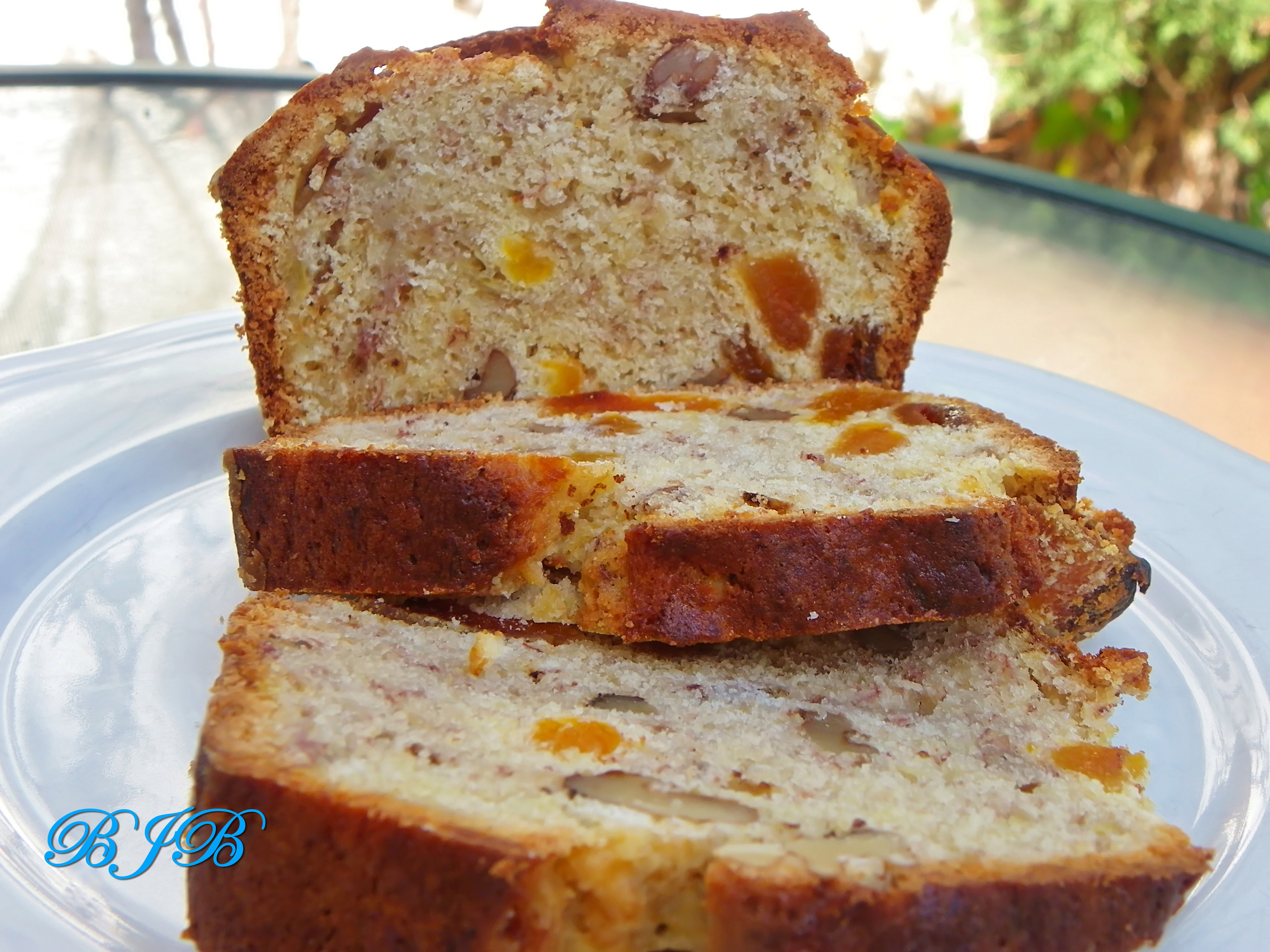 recipe: healthy apricot loaf [17]
