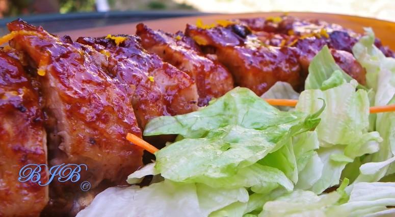 Easy BBQ ribs