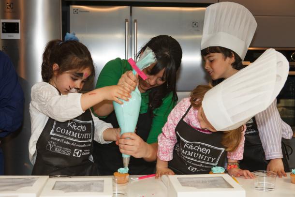 Repostería para niños Kitchen Community