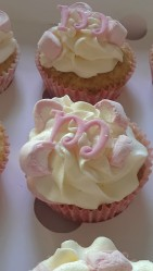 Marshmallows cupcakes