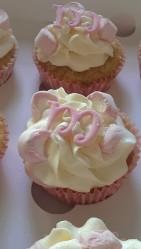 Marshmallows cupcakes