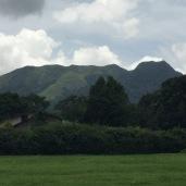 La India dormida. Valle de Antón