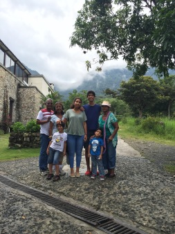 Familia en el Valle